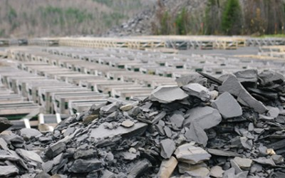 Set in Stone: Observations on Natural Slate Roofing