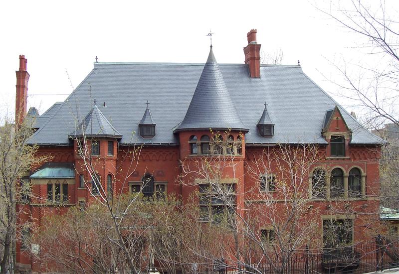 Lady Meredith House – McGill University