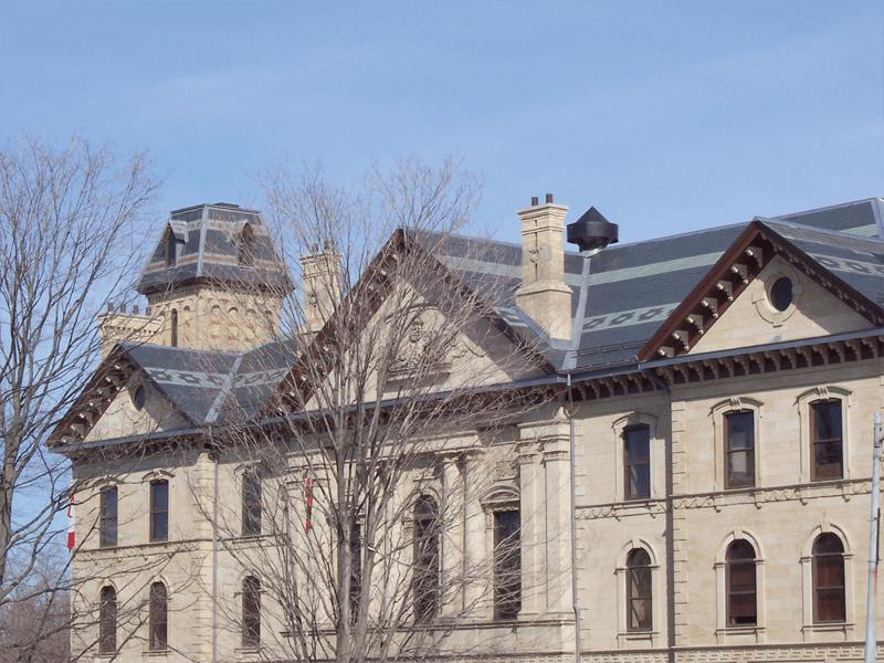 Brantford Courthouse