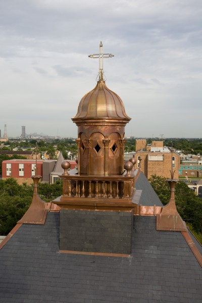 The Roman Catholic Church of the Archdiocese of New Orleans, Notre Dame Seminary