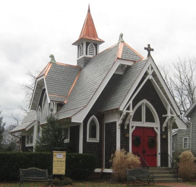 St. Nicholas Church, New Hamburg, NY