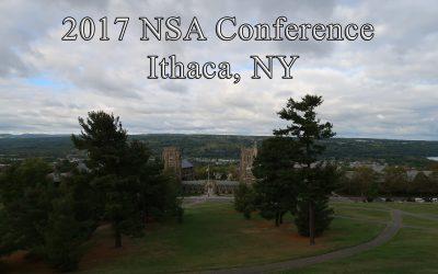 NSA Conference Recap – Ithaca, NY