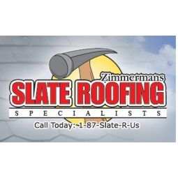 Zimmerman's Slate Roofing Specialists